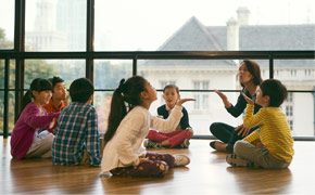 互動的英語外教課程體驗