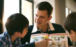定期的外教英語學習評估
