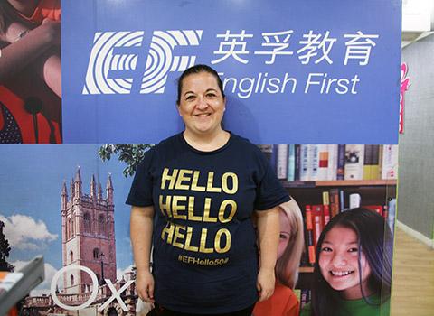 英孚英语中心真诚欢迎您的到来